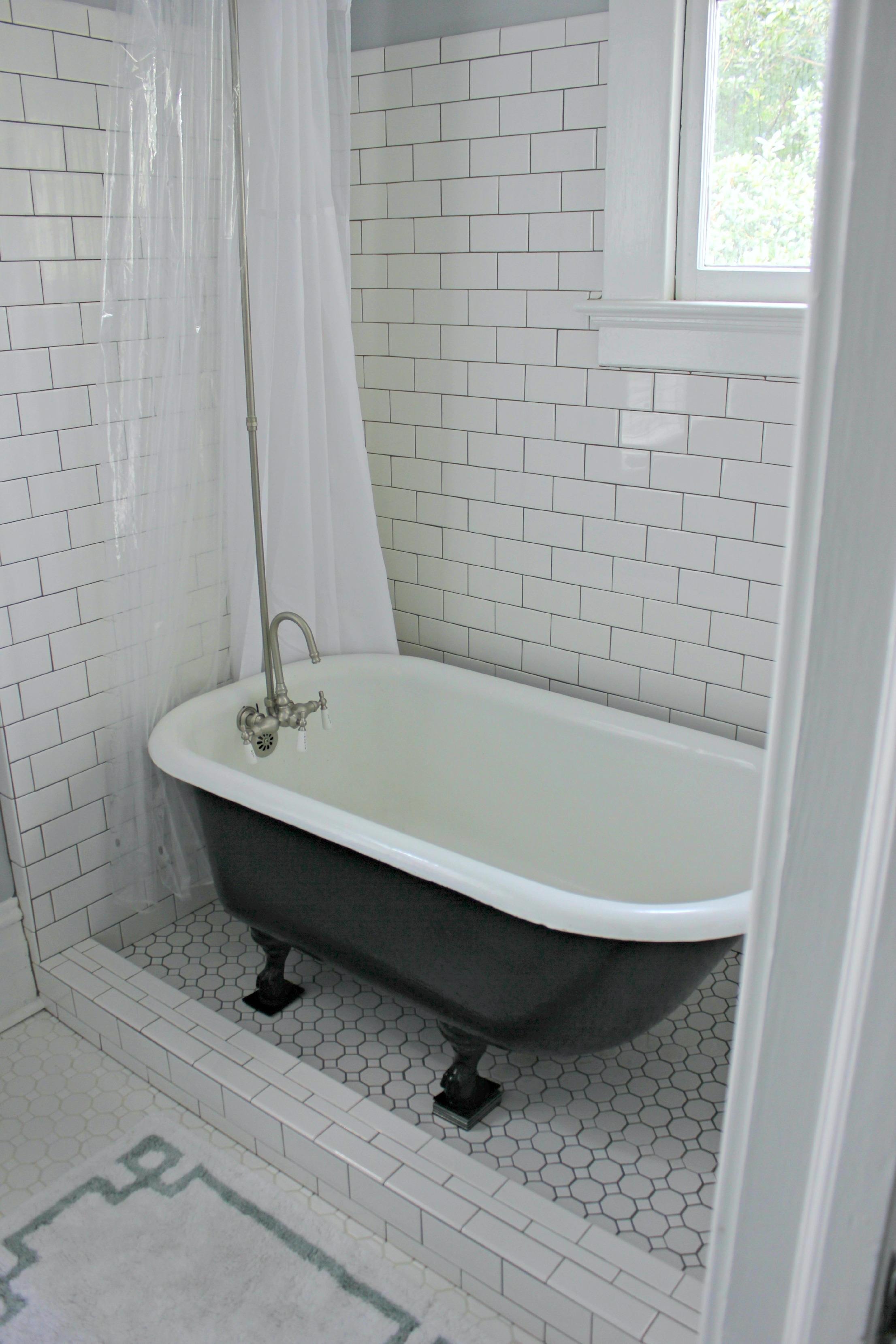 Picture of: Why We Stuck A Tub In Our Shower 702 Park Project